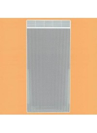 Radiateur Rayonnant Solius Vertical 1500 watts Atlantic