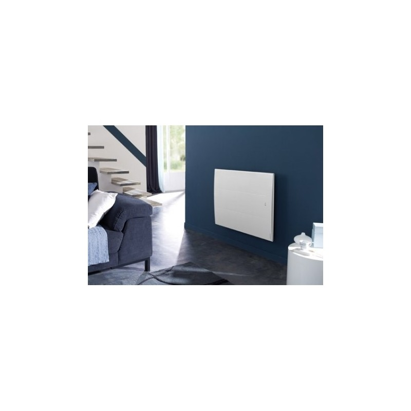 radiateur inertie oniris pilotage intelligent connect horizontal 1250 watts atlantic. Black Bedroom Furniture Sets. Home Design Ideas