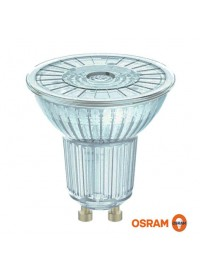 Ampoule LED Culot Gu 10 4,3W 3000K Dimmable 36° Osram