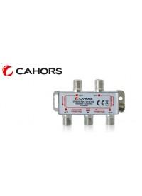 Répartiteur antenne 4 directions 5-2400 MHz Cahors