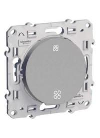 Mécanisme Interrupteur VMC Aluminium Odace