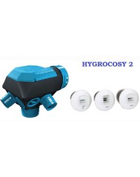 Kit VMC Hygroréglable Hygrocosy 2 Atlantic