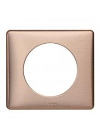 Plaque céliane - Métal - Copper - Legrand