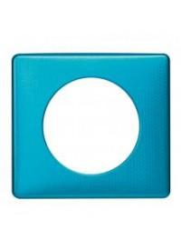 Plaque céliane - Métal - Blue Snake - Legrand