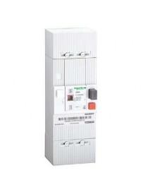 Disjoncteur de branchement ERDF - 500 mA - sélectif - 2P - 15/45A