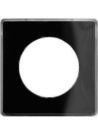 Plaque Odace You - Noir - Schneider