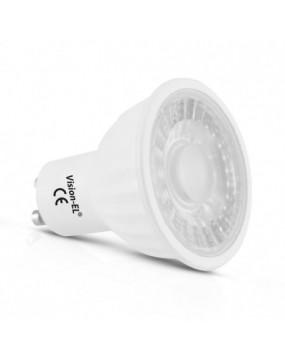 Ampoule LED Culot Gu 10 5W 3000K 80° Vision El