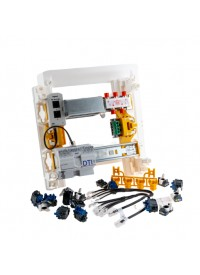 Coffret de communication 8 RJ 45 + 4 antennes Legrand