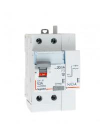 Interrupteur différentiel Legrand DNX 3 63A 30mA Type AC
