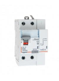 Interrupteur différentiel Legrand DNX 3 63A 30mA Type A