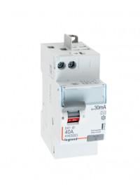 Interrupteur différentiel Legrand DNX 3 40A 30mA Type AC  Auto