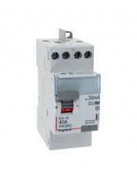 Interrupteur différentiel Legrand DNX 3 40A 30mA Type HPI