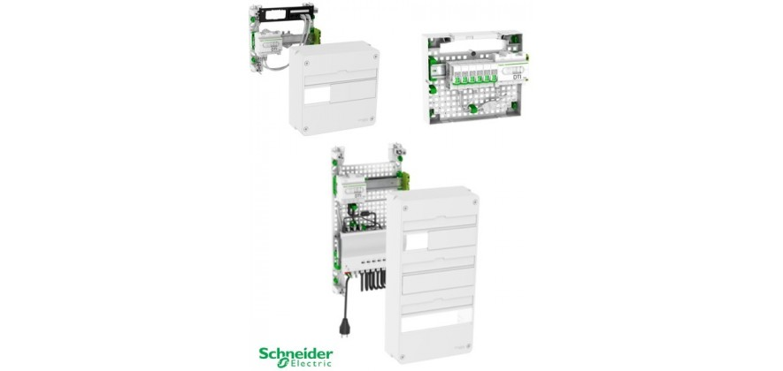 Coffret de communication Schneider