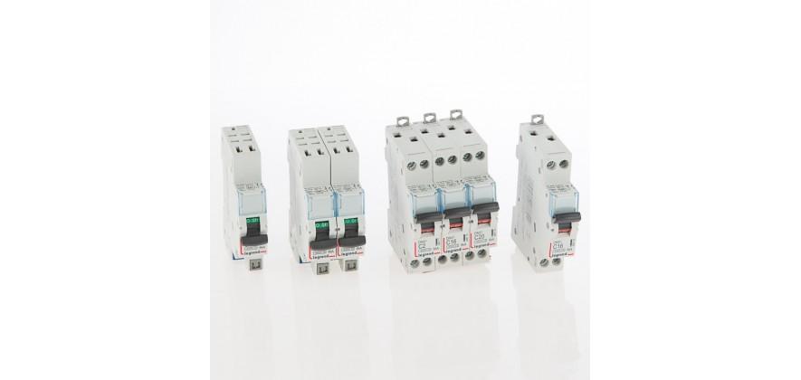 Disjoncteurs Legrand