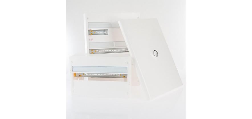 Coffrets et Portes 18 modules Legrand
