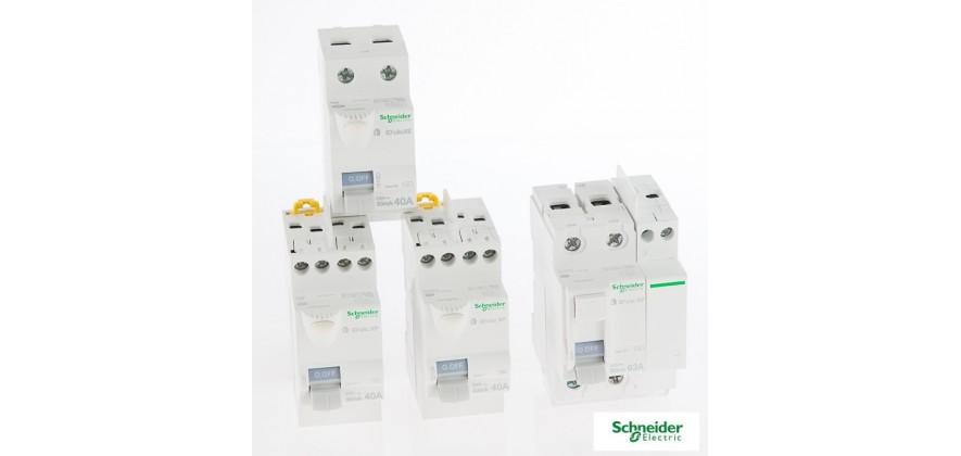 Interrupteur différentiel Schneider